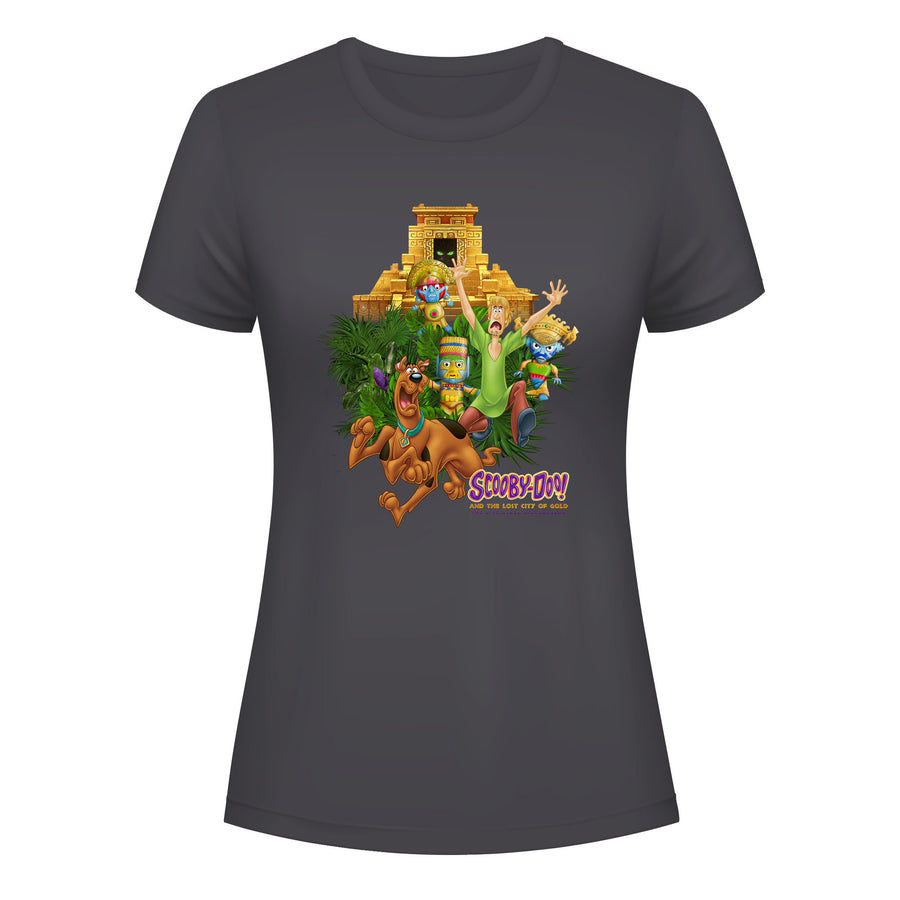 Scooby-Doo! and The Lost City of Gold – Women's Temple T-Shirt