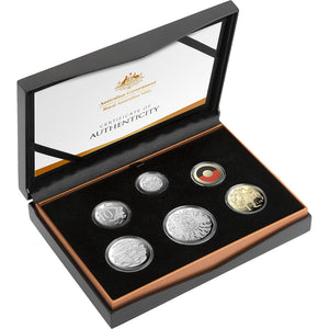 2021 Year Proof Set - 50th Anniversary of the Australian Aboriginal Flag