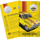 60 Years of Supercars 2020 50c Colour Unc Individual Issue Cards