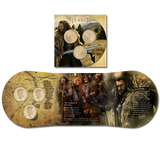 The Hobbit - An Unexpected Journey Brilliant Uncirculated 3 Coin Set