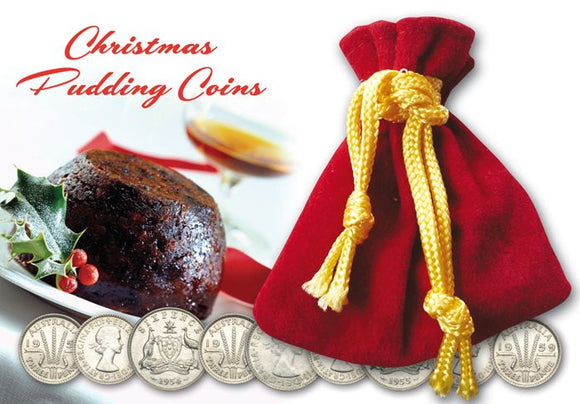 Christmas Pudding Pack