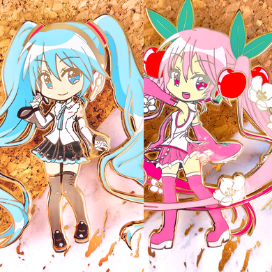 VOCALOID - Hatsune Miku NT and Sakura Miku Pack 4