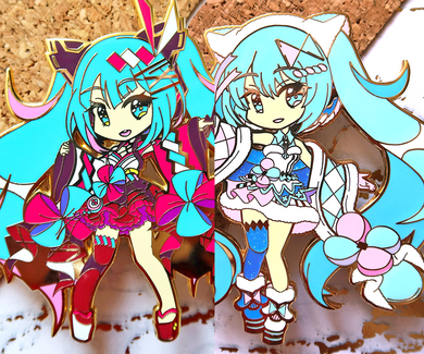 [Limited Edition] VOCALOID - Magical Mirai 2020 Pack 4