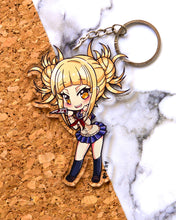 "Load image into Gallery viewer, My Hero Academia - Himiko Toga 3"" Acrylic Charm (Double Sided)"