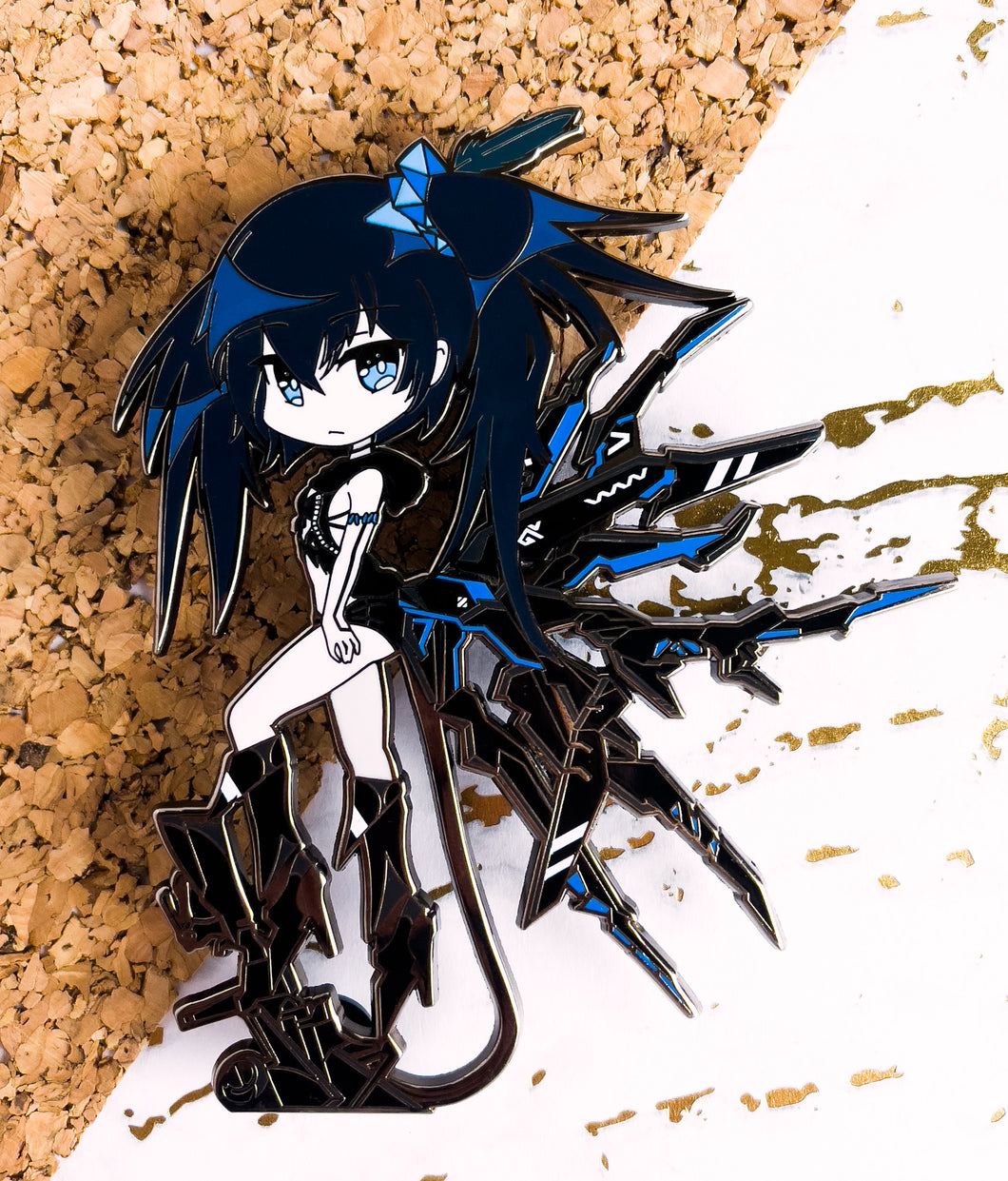 [PRE-ORDER] Black Rock Shooter - Inexhaustible ver. 4