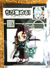 "Load image into Gallery viewer, Kimetsu no Yaiba - Tanjiro 3"" (Double Sided) Acrylic Charm"