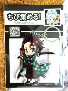 "Kimetsu no Yaiba - Tanjiro 3"" (Double Sided) Acrylic Charm"