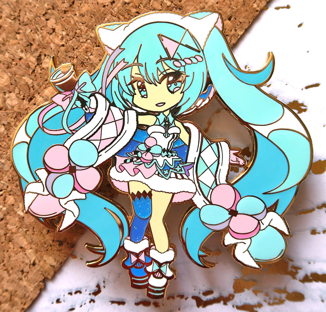 [Limited Edition] VOCALOID - Winter Magical Mirai 2020 4
