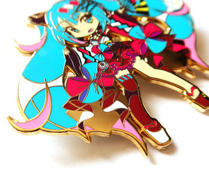 "[Limited Edition] VOCALOID - Magical Mirai 2020 Pack 4"" Hard Enamel Pin PRE-ORDER"