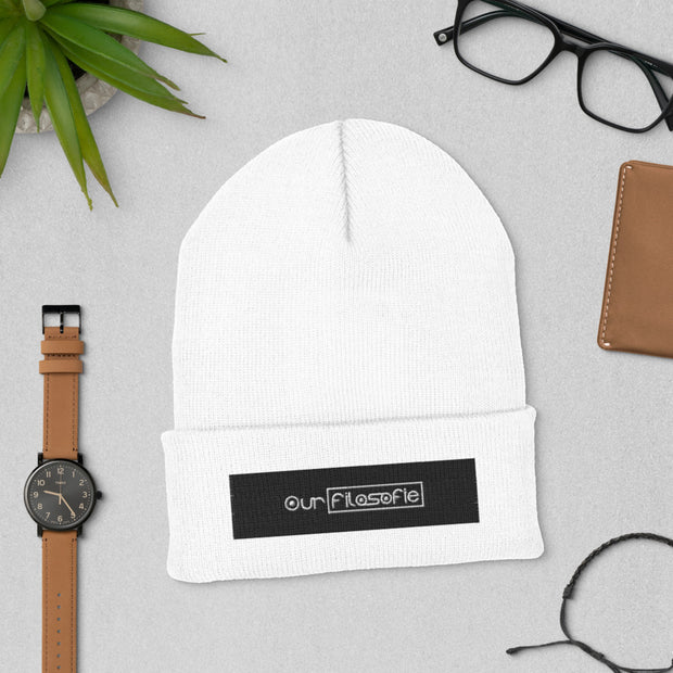 Cuffed Beanie - Our Filosofie