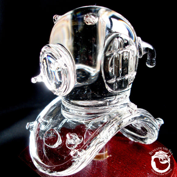 Siebe Gorman Diving Helmet Paperweight - Beneath the Sea