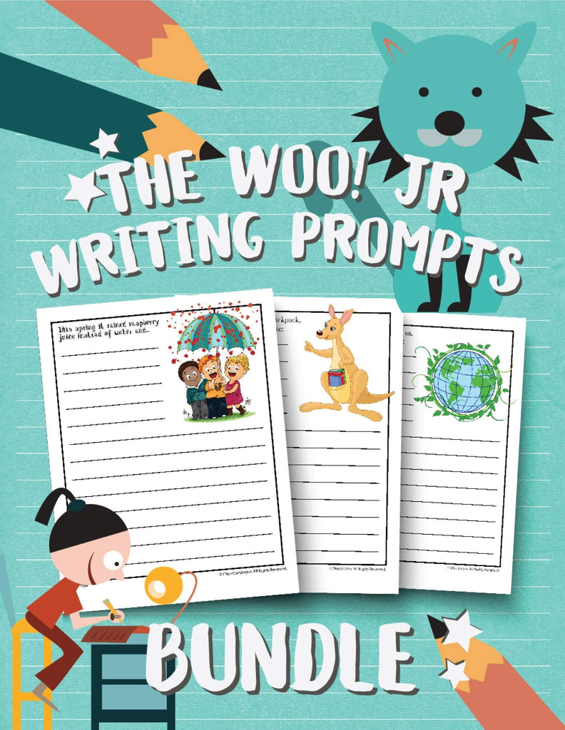 250+ Printable Writing Prompts for Kids PDF