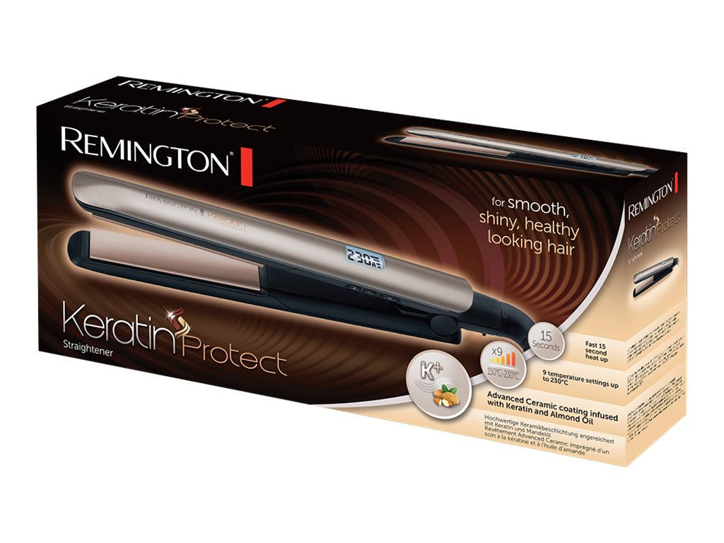 REMINGTON S8540 Hair Straightener Remington S8540 Keratin Protect - GSTT online