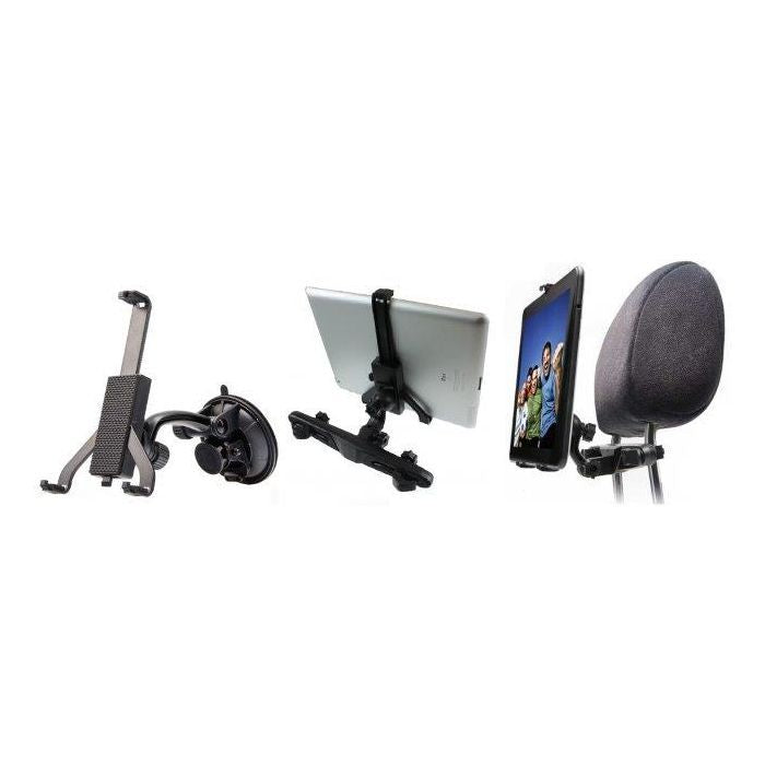 Rebeltec tablet car holder M60 2in1 Black