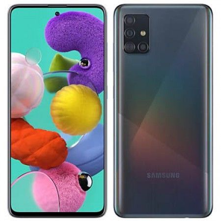 Samsung A515F Galaxy A51 128GB DS Prism Crush Black