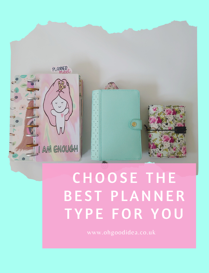 What's the best Planner for you?
