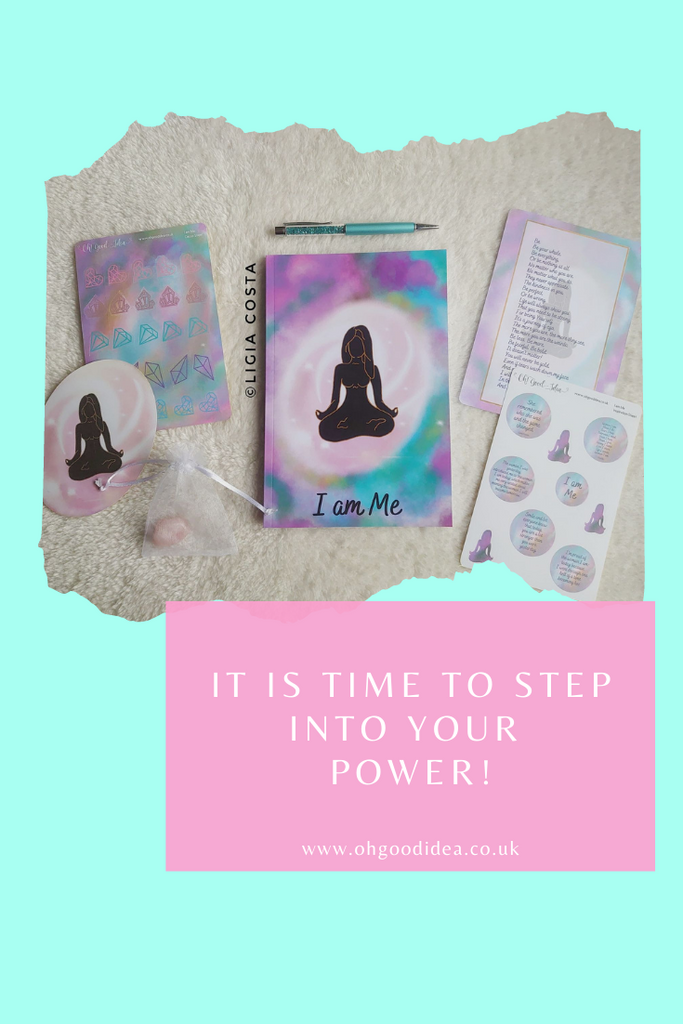 It is time to step into YOUR POWER!