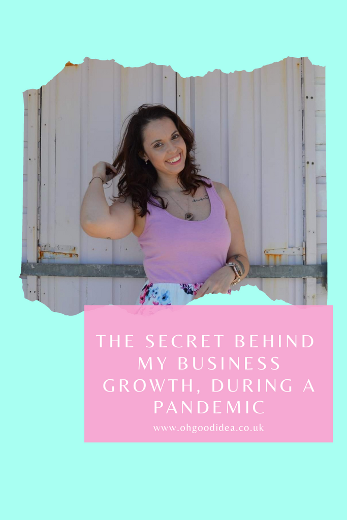 The secret behind my Business Growth during a Pandemic