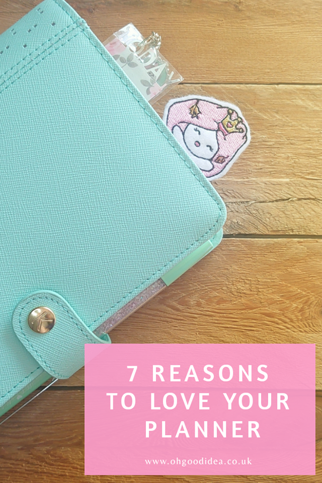 7 Reasons to Love your Planner