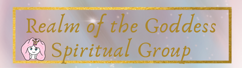 The Realm of the Goddess Spiritual Facebook Group Community