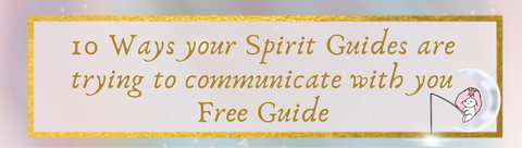 10 Ways your Spirit Guide is trying to communicate with you