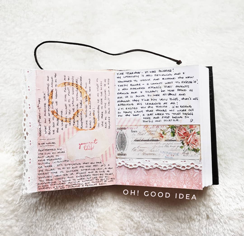 Oh! Good Idea Art Journal