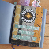 Oh! Good Idea mandala sun, zodiac signs die cut planner stickers, Journaling stationery, spiritual, scrapbooking
