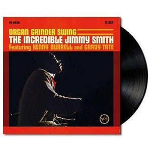 Smith, Jimmy 'Organ Grinder Swing' VINYL