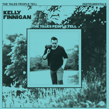 Finnigan, Kelly 'The Tales People Tell (Instrumentals)' VINYL