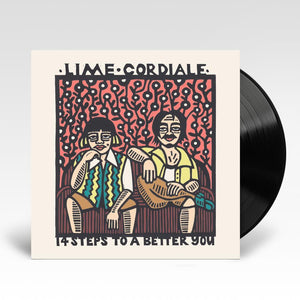 Lime Cordiale '14 Steps To A Better You' VINYL
