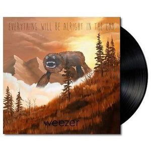Weezer 'Everything Will Be Alright In The End' VINYL