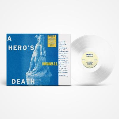 Fontaine's D.C. 'A Hero's Death' CLEAR VINYL
