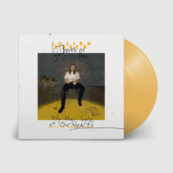 Baker, Julien 'Little Oblivions' YELLOW VINYL