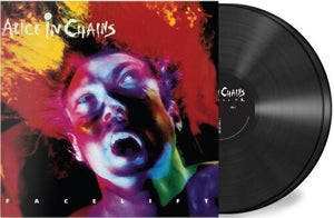 Alice In Chains 'Facelift' DOUBLE VINYL