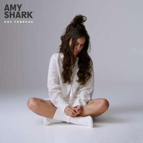 Amy Shark 'Cry Forever' SILVER MARBLED VINYL