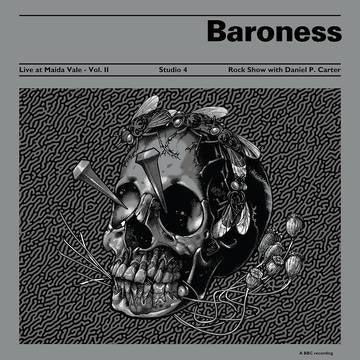 Baroness 'Live At Maida Vale BBC, Vol. II' SPLATTER VINYL