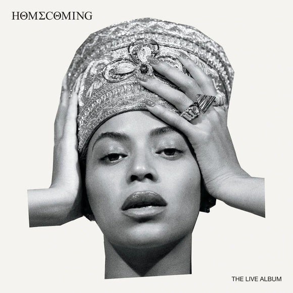 Beyonce 'Homecoming: The Live Album' 4LP BOX SET