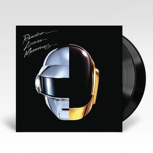 Daft Punk 'Random Access Memories' DOUBLE VINYL