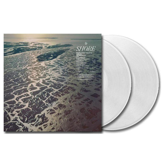Fleet Foxes 'Shore' CLEAR DOUBLE VINYL