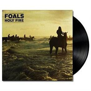 Foals 'Holy Fire' VINYL