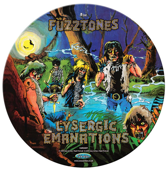 Fuzztones, The 'Lysergic Emanations' PICTURE DISC