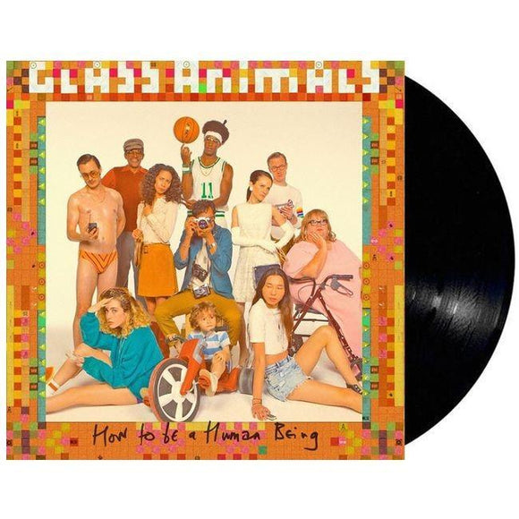 Glass Animals 'How To Be A Human Being' VINYL