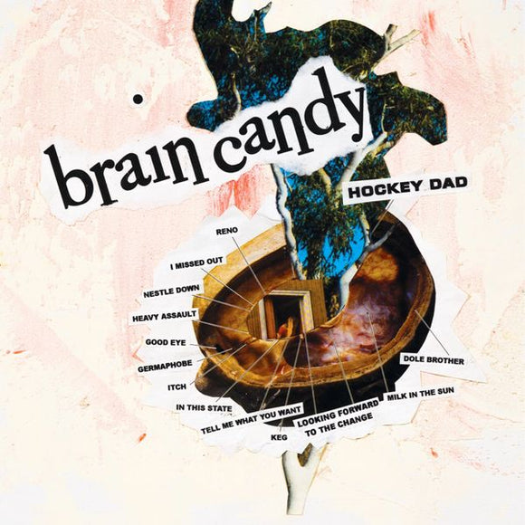 Hockey Dad 'Brain Candy' YELLOW VINYL