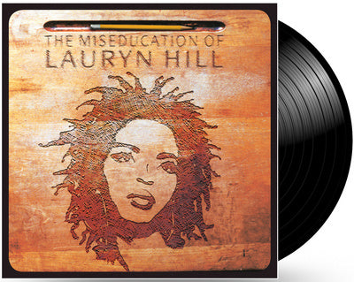 Lauryn Hill 'The Miseducation Of' DOUBLE VINYL