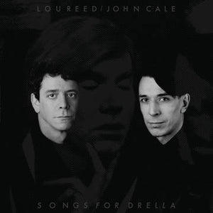 Reed, Lou & John Cale 'Songs For Drella' DOUBLE VINYL