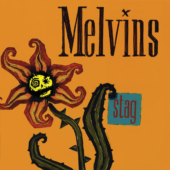 Melvins 'Stag' DOUBLE VINYL