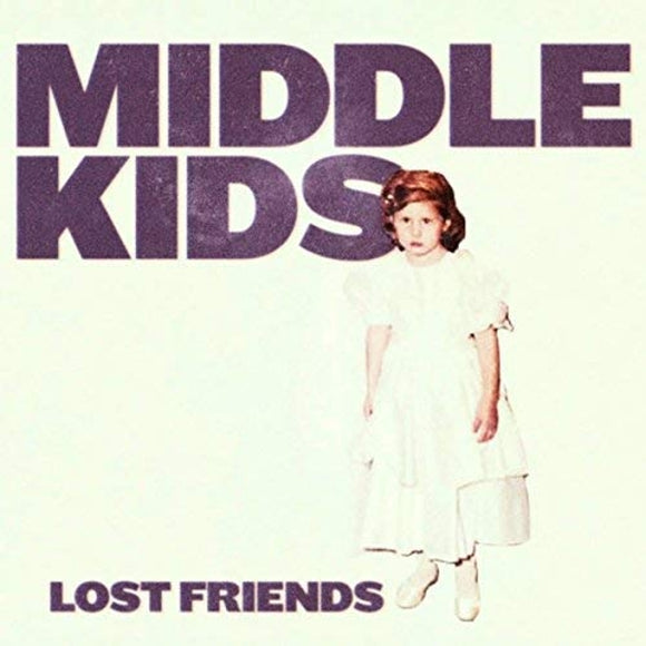 Middle Kids 'Lost Friends' LILAC VINYL