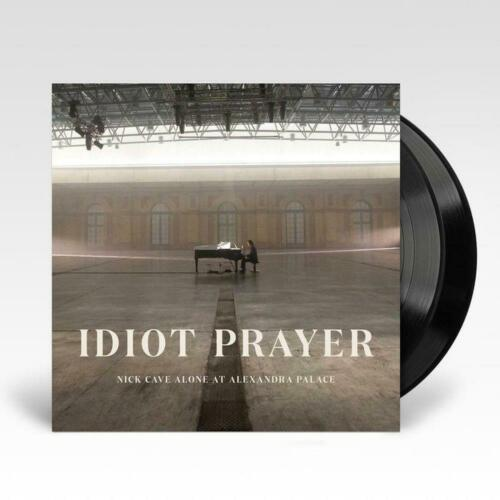 Cave, Nick 'Idiot Prayer - Nick Cave Alone at Alexandra Palace' DOUBLE VINYL