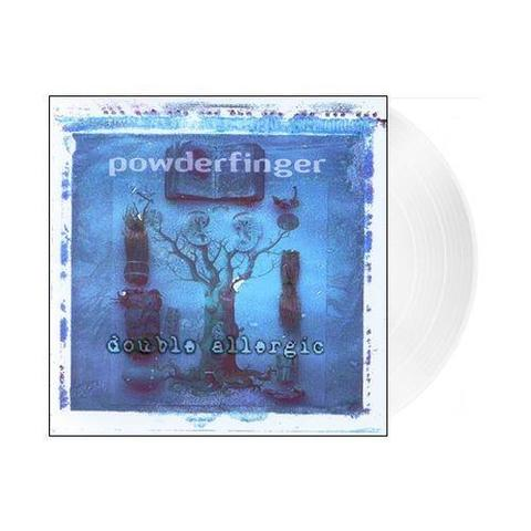 Powderfinger 'Double Allergic' WHITE VINYL