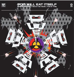 Pop Will Eat Itself - This Is The Day…This Is The Hour…This Is This! (30th Anniversary Vinyl) RED/SILVER/BLACK SPLATTERED DOUBLE VINYL